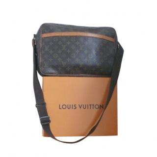 Louis Vuitton Monogram Business Messenger Bag