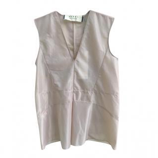 Marni Pink Lightweight Sleeveless Top