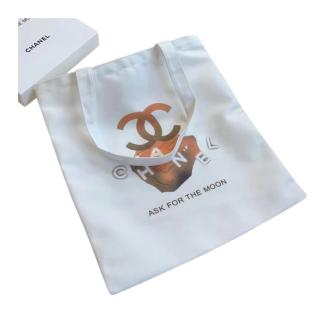 Chanel VIP 'Ask for the Moon' Canvas Tote