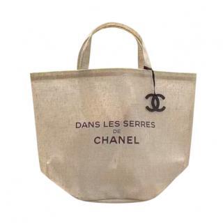 Chanel Beauty VIP Canvas Shopper