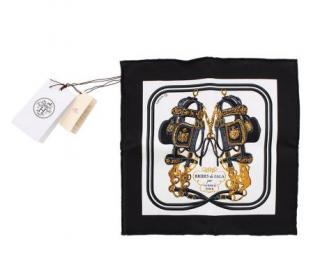 Hermes Brides de Gala Mini Silk Square