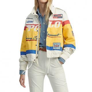 Ralph Lauren Polo racing jacket