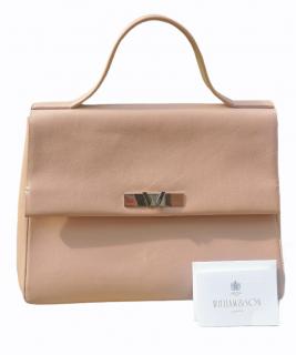 William & Son Bruton Praline Day Bag