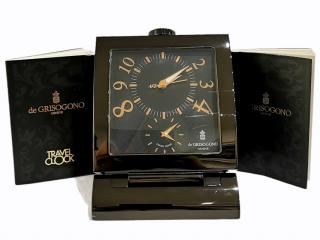 De Grisogono for Chopard Uno Collection Desk/Travel Clock