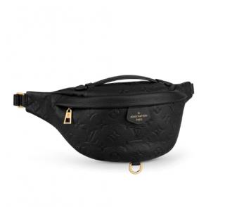 Louis Vuitton Monogram Empreinte Black Bumbag
