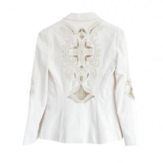 Chloe vintage beaded and embroidered jacket