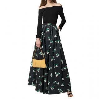Essentiel Antwerp Floral-Print Ball Skirt