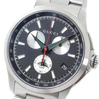 Gucci Stainless Steel G-Timeless Chronograph Watch