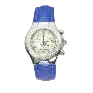 TechnoMarine Diamond Set Techno Watch