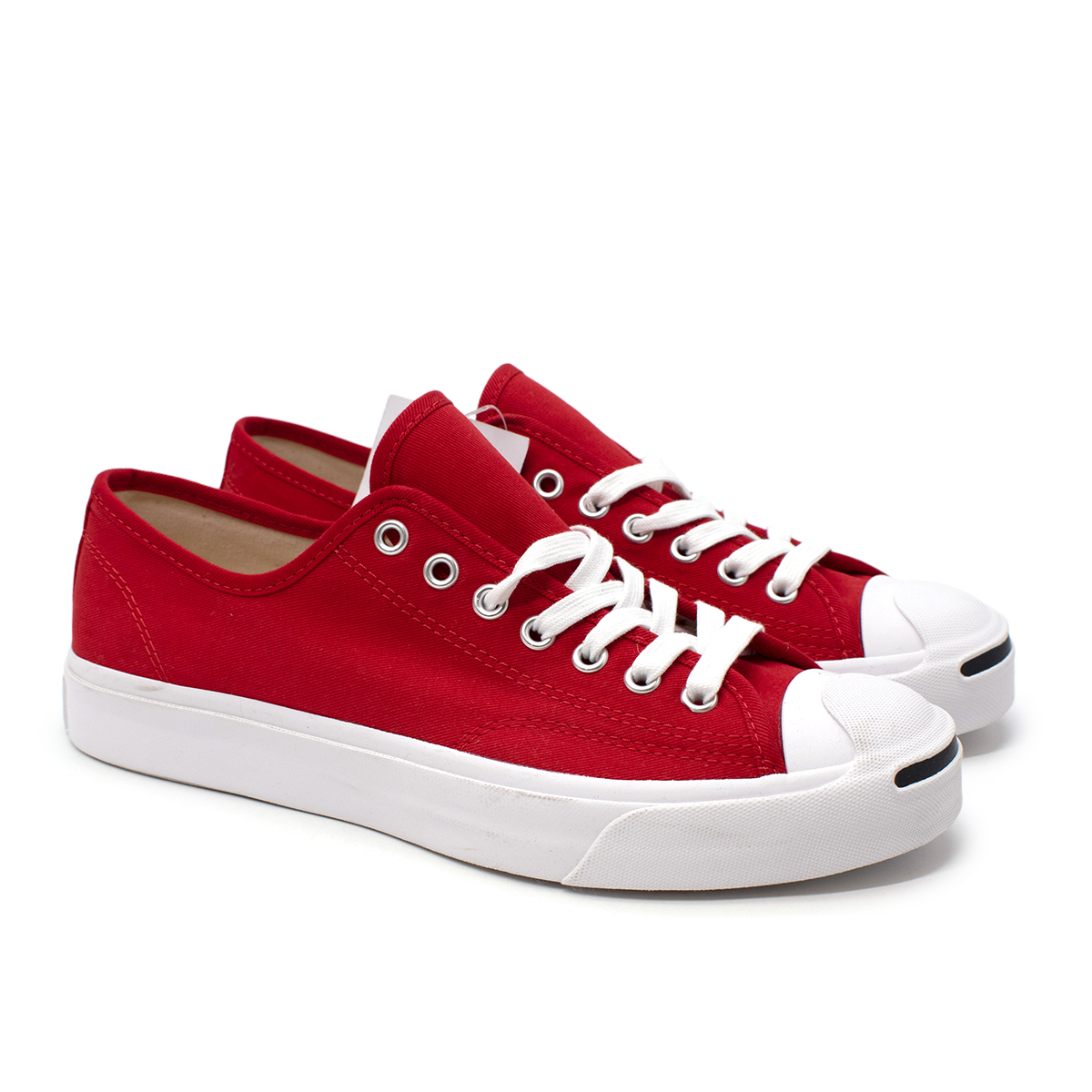 Converse x Jack Purcell First In Class Red Trainers