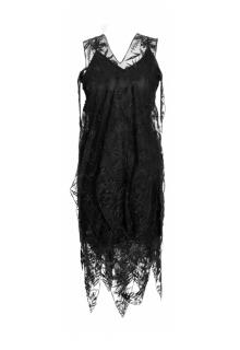 Christopher Kane Lace Embroidered Cocktail Dress