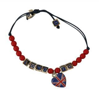 Dolce & gabbana DG LOVE Beaded Bracelet