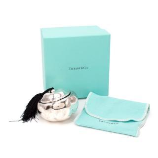 Tiffany & Co. Elsa Peretti Silver Pumpkin Box