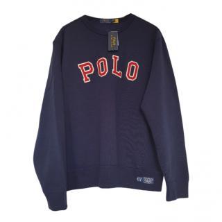 Polo Ralph Lauren Blue Sweatshirt