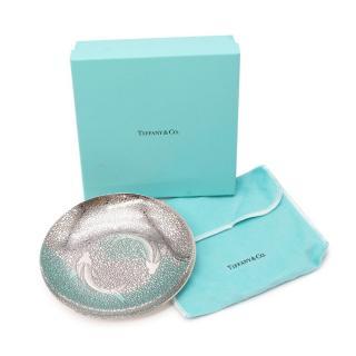 Tiffany & Co. Sterling Silver Fish Trinket Dish
