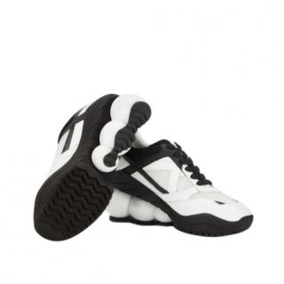 Christopher Kane Black & White Looner Sneakers