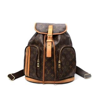Louis Vuitton Sac a Dos Bosphore Leather Backpack