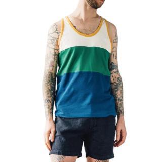 YMC Colourblock Hot Rats Vest