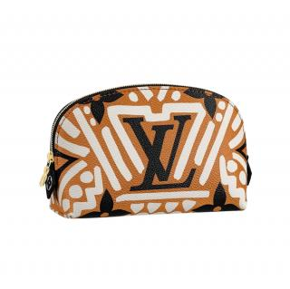 Louis Vuitton Crafty Cosmetic Pouch PM.