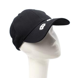 MCQ by Alexander McQueen Earth Force Sound Black Cap