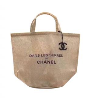 Chanel Dans Les Serres VIP Gift Tote Bag