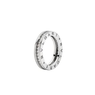 Bvlgari B.Zero1 Diamond Set Band Ring