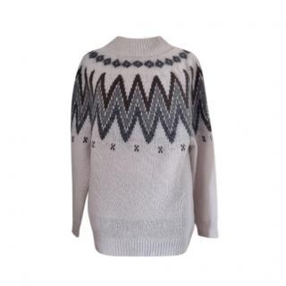 Weekend Max Mara Wool Blend Knit Jumper
