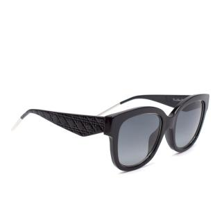 Dior Very Dior 1N Havana Black Sunglasses