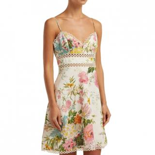 Zimmermann Linen Heathers Sun Dress