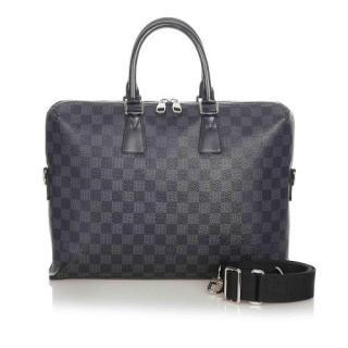 Louis Vuitton Damier Graphite Porte-Documents Jour Business Bag