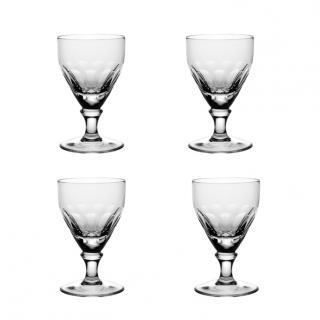 William Yeoward Set of 4 Iona Small Wine Goblets