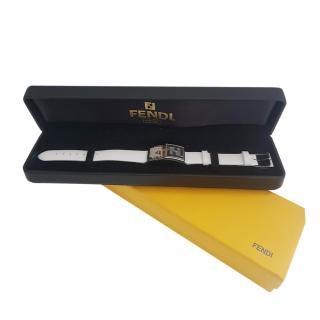 Fendi Pave Diamond Set 5400L Watch