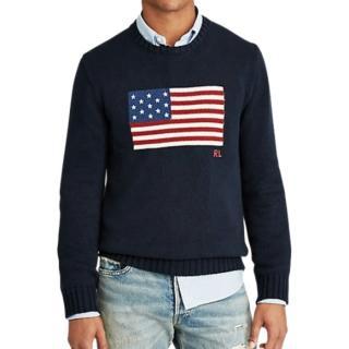 Polo Ralph Lauren US Flag Jumper