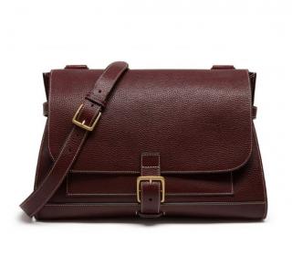 Mulberry Oxblood Chiltern Shoulder Bag
