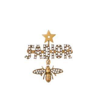 Dior Revolution Collection Bumble Bee Brooch