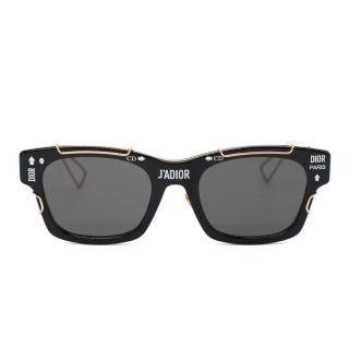 Dior J'Adior Black&Gold Sunglasses