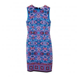 Versace Collection floral print bodycon dress