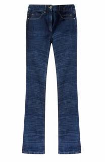 Chanel Giant CC logo Jeans