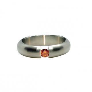 George Bunz fusion diamond ring