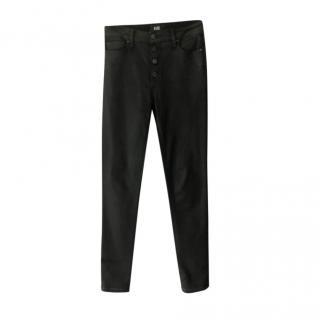 Paige black Hoxton skinny jeans