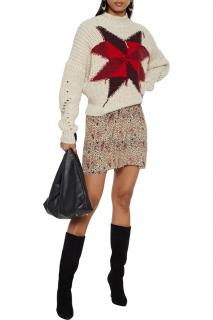Isabel Marant  printed Hemen Mini Skirt