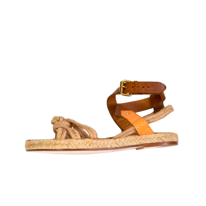 Isabel Marant Camilla Rope flat sandals