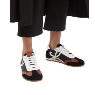 Loewe. black Ballet Runner trainers