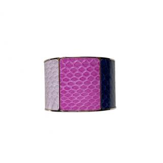 Aspinal of London Minerva Leather Cuff