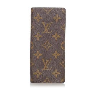 Louis Vuitton Monogram Etui a Lunettes Glasses Case