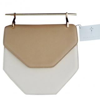 M2Malletier Amor Fati Classic Geometric Shoulder Bag