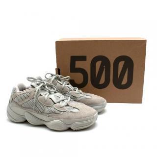 Adidas Yeezy 500 Salt Sneakers