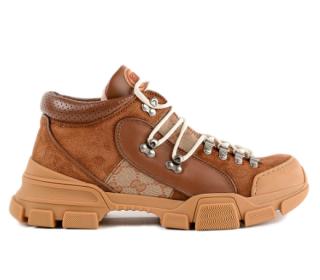 Gucci Flashtrek Supreme textile sneakers