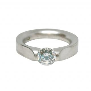 Niessing Fusion Set Diamond CZ Ring