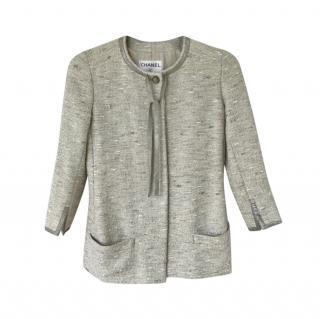Chanel Fantasy Tweed Vintage Jacket